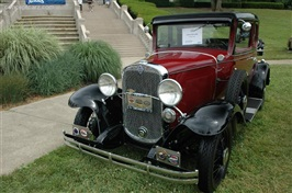 1931 Chevy Independence Coupe
