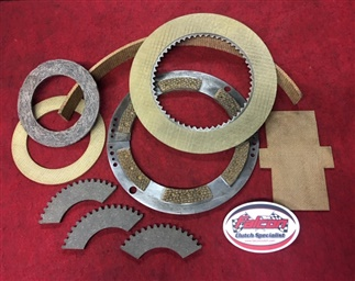 Industrial Brakes and Bands